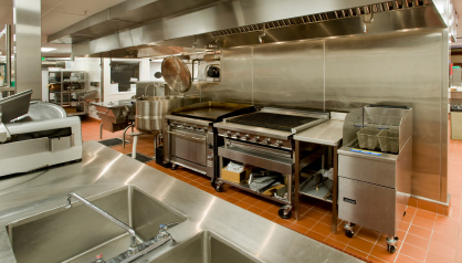 We Are Professional On Commercial Kitchen Cleaning For Heavy Duty Equipments Our Trained Technicians Ready To Degrease And Clean All Your